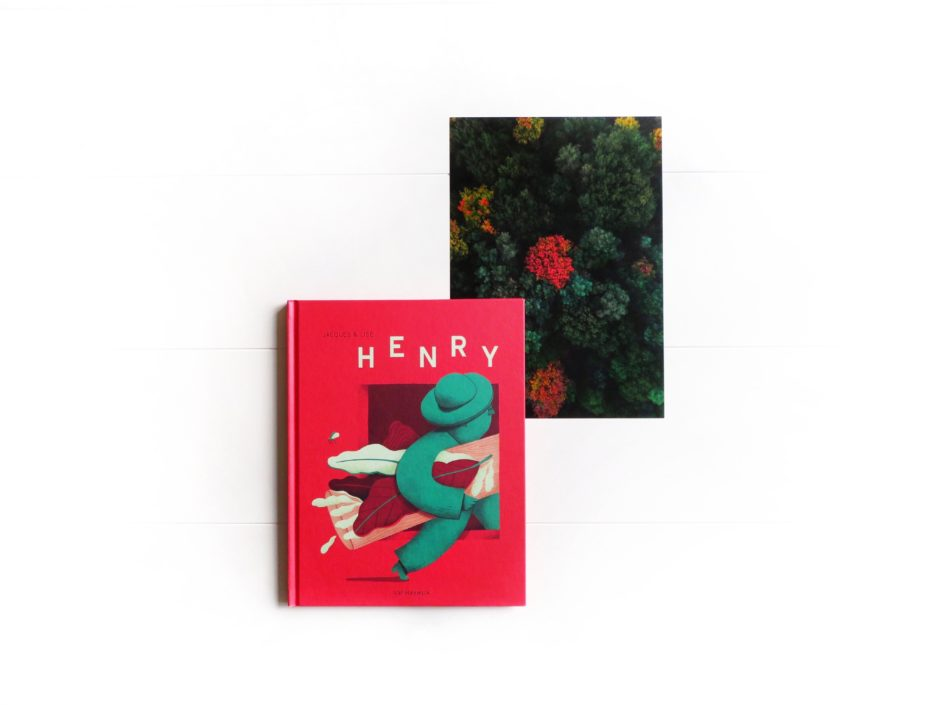 recensie Henry, Jacques & Lise